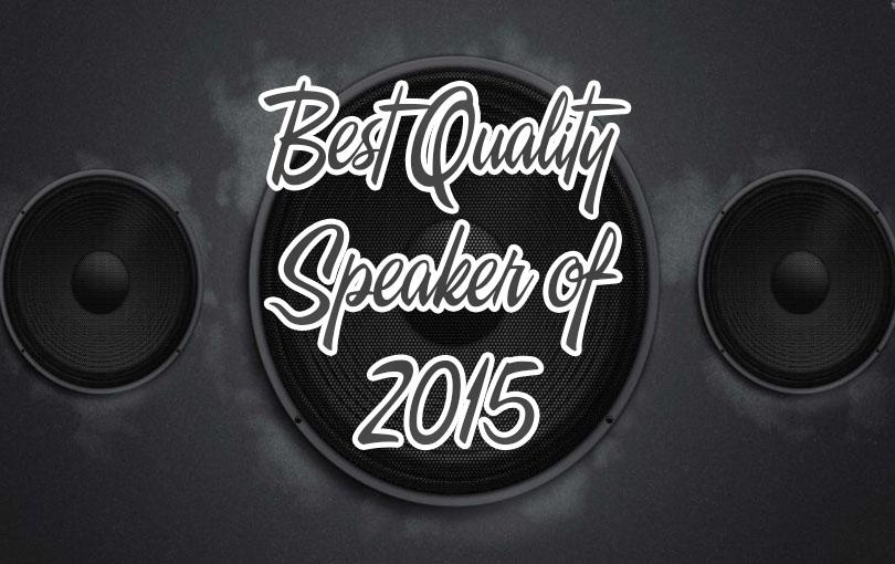 Speaker Excellence
